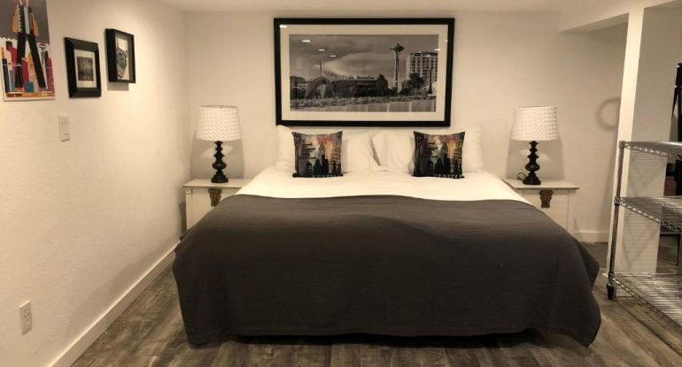 Seattle Best Hotel with Luxury Rooms
